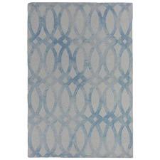 Rainier Dip Dye Wool Rug
