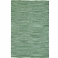 Green Abrush Modern Rug