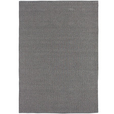 Dark Grey Rustic Season Outdoor Rug