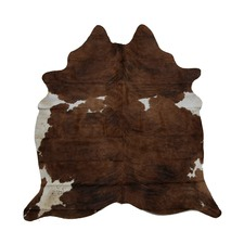 Cinnamon Genuine Cow Hide Rug