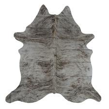 Assorted Grey Cow Hide Rug
