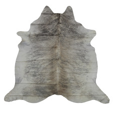 Assorted Grey & White Belly Cow Hide Rug