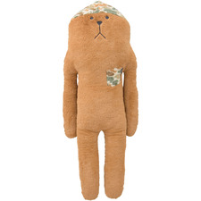 Hooded Millie The Bear Plush Toy