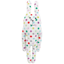 Extra Tall Dotted Rab The Bunny Plush Toy