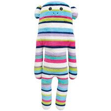 Tall Striped Loris The Monkey Plush Toy
