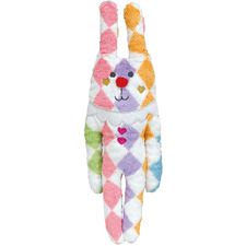Pierrot Rab The  Bunny Plush Toy