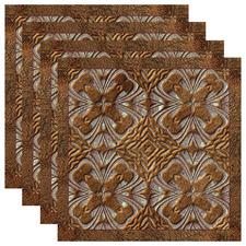 Brown Monza Coasters (Set of 4)