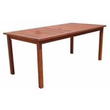 Barossa Shorea Hardwood Dining Table