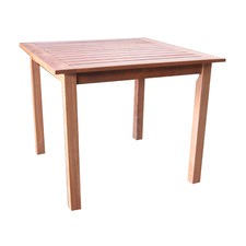 Barossa Square Timber Bistro Table
