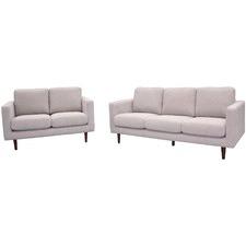 Grey Gum Benji 5 Seater Sofa Set
