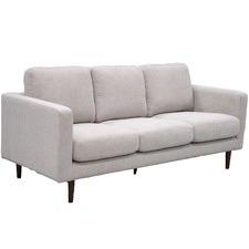 Grey Gum Benji 3 Seater Sofa