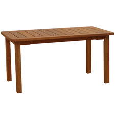 Windsor Shorea Wood Outdoor Coffee Table