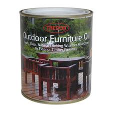 Tredor 500ml Outdoor Furniture Oil