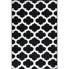 Picasso Black/White Rug