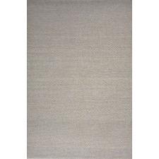 Beige Tumak Hand-Woven Wool Rug
