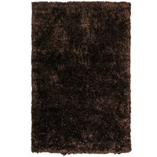 Cocoa Angora Luxe Wool Blend Rug