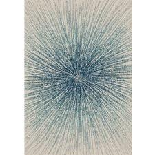 Blue Dencio Evoke Rug