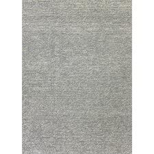 Silver Confetti Wool Rug