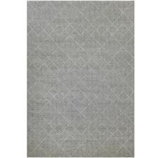 Stone Capri Pure Wool & Cotton Rug