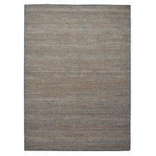 Chevron Terra Cotton & Jute Rug