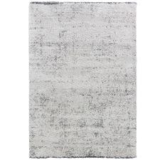 Grey Contemporary Moroccan Rug