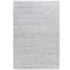 Light Grey Lucca Power-Loomed Rug