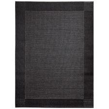 Black Verandah Rug