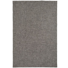 Grey Errea Timber Flat Weave Rug
