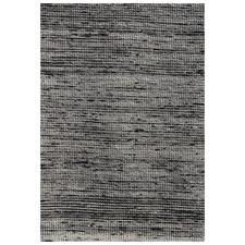 Platinum Ozark Hand-Woven Wool Rug