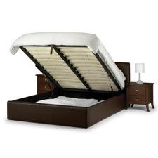 Naples Italian Design Gas Lift Bed Frame