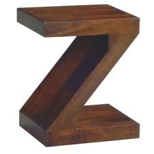 Allo 'Z' Shape Side Table