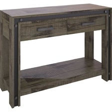 Wally 2 Drawer Console