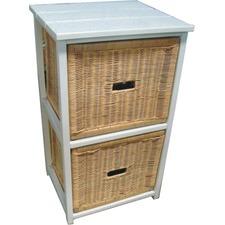 Brighton 2 Drawer Cabinet