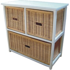 Brighton 3 Drawer Cabinet