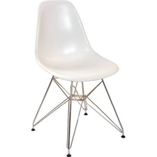 Replica Eames Dining Chair (Metal Legs)