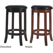 Milan Swivel Stool Cushion Seat