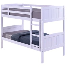 White Caden Bunk Bed
