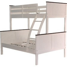Seattle Single Over Double Bunk Bed