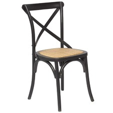 Cafe Cross Back Chair (Set of 2)