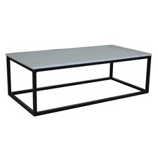 Kylie Coffee Table with Marble Top
