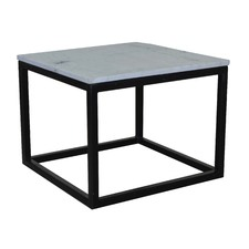 Marble Lamp Table with Marble Top