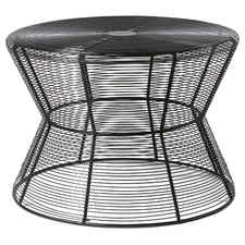 Wire Round Coffee Table