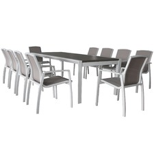 Oxford 10 Seater Outdoor Dining Set