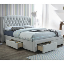 Kingstone Upholstered Queen Bed