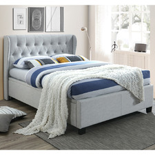 Stone Paris Gas lift Queen Bed