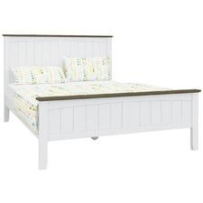 Brittany Wooden Bed Frame
