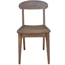 Retro Mango Wood Dining Chair