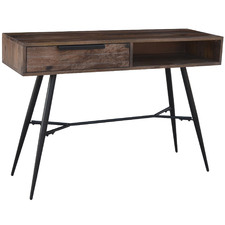 Lexington Mango Wood Lamp Table