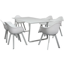 6 Seater Kythra Outdoor Dining Set