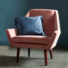 Amy Velvet Armchair